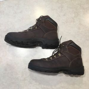 Red Wing Irish Setter Ely6 Steel Toe Leather Boot